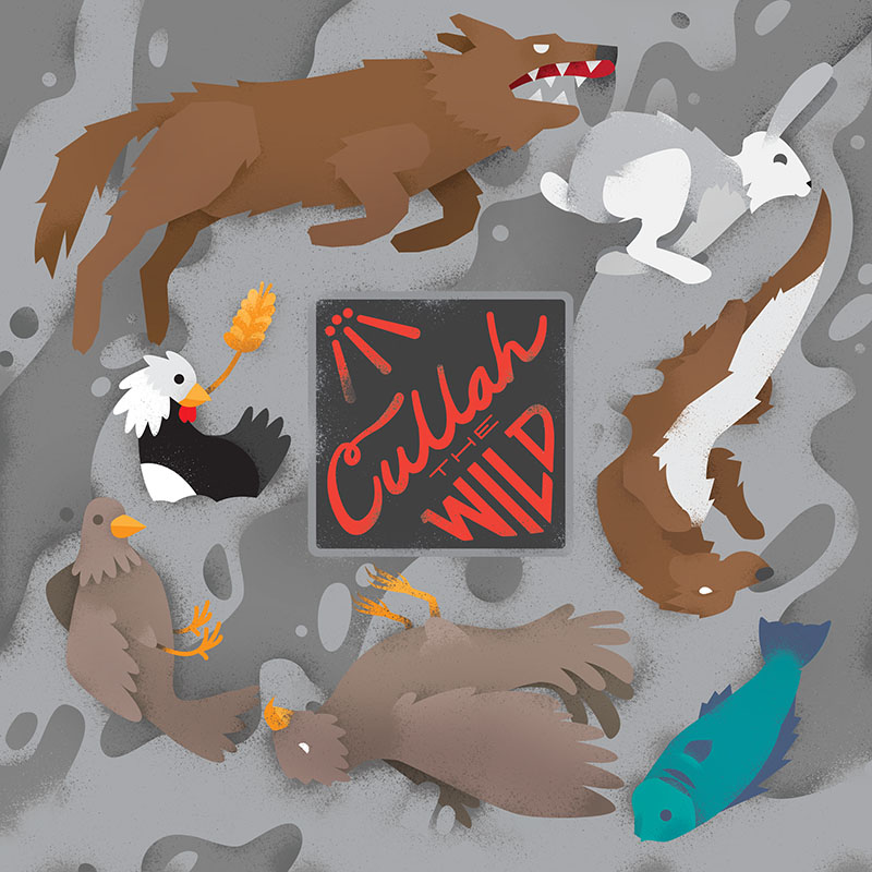 Cullah The Wild