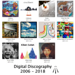 Digital Discography Bundle [12 albums w/ bonus]