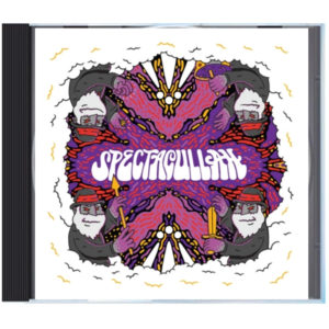 Spectacullah Jewel Case CD
