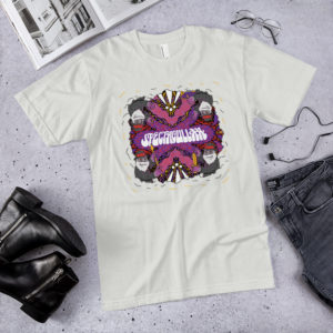 Spectacullah Cover T-Shirt